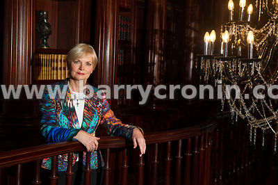 27th October, 2015.Carmel Flynn, photographed in her home in Netterville Manor in Dowth,Co Meath. Photo:Barry Cronin/www.barr...