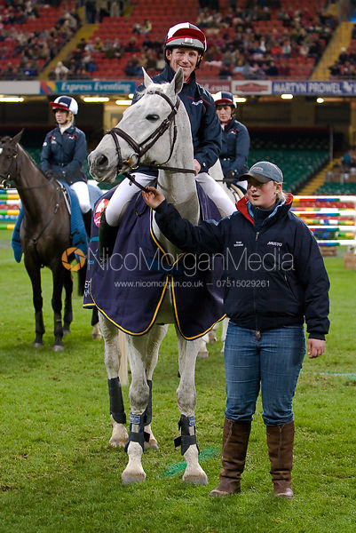 Express Eventing winner Oliver Townend