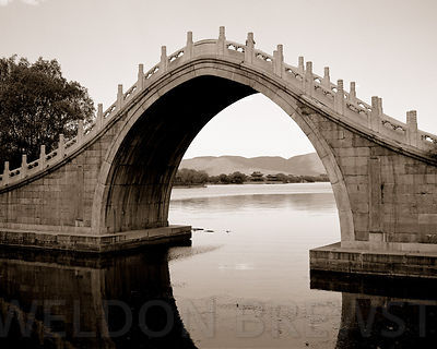 Xiuyi Bridge, Summer Palace