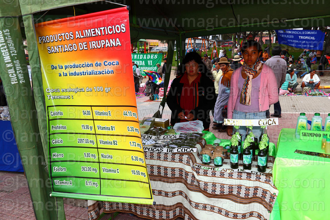 Magical Andes Photography | Stall with poster listing