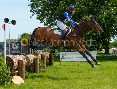 Ben Way and HULLABALOO I, Fairfax & Favor Rockingham Horse Trials 2018