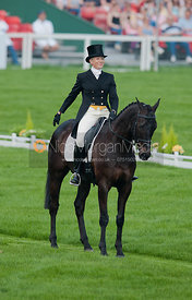 Aoife Clark (IRL) and Vaguely North - Dressage