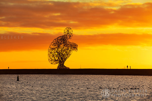 Exposure, sculpture by Antony Gormley
