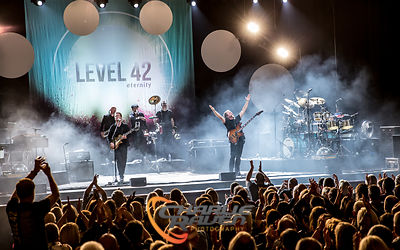 Level 42 - The Pavilion, Bournemouth 23.10.18
