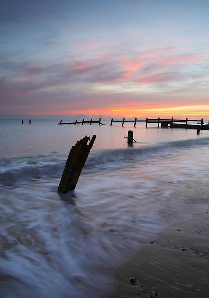 Happisburgh Dawn