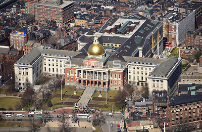 Boston Massachussets State House