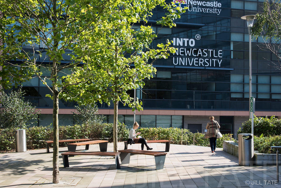 INTO Newcastle University | Client: Colour Urban Design