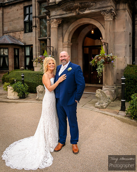 Rookery Hall Hotel & Spa Wedding Photos – Shelly & Andy's Wedding - October 2018 photos