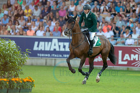19/07/18, Aachen, Germany, Sport, Equestrian sport CHIO Aachen 2018 - ,  Image shows Shane SWEETNAM (IRL) riding Chaqui Z. Co...