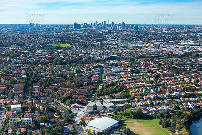 Marrickville to Sydney City