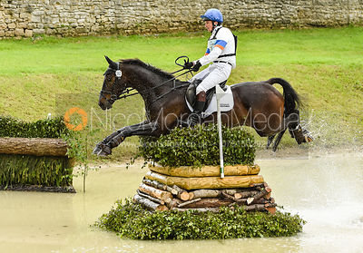 Francis Whittington and NIMROD II, Equitrek Bramham Horse Trials 2018