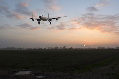 Lancaster sunset CROP