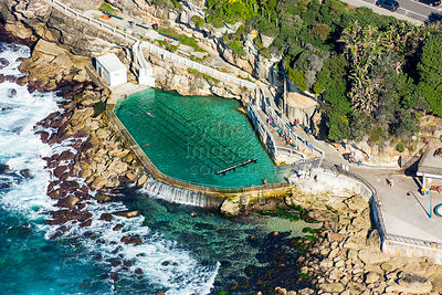 Bronte Rock Pool, Bronte Beach