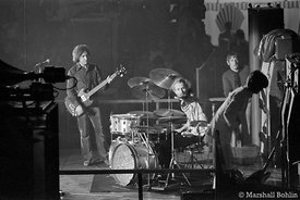 Cream in 1968 at the Chicago Coliseum