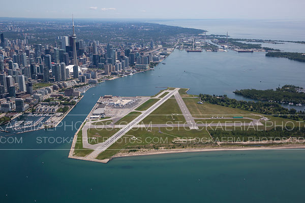 Billy Bishop Toronto City Airport (CYTZ)