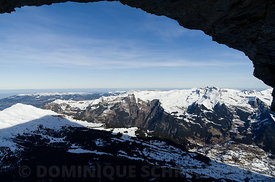 View from Eigerwand