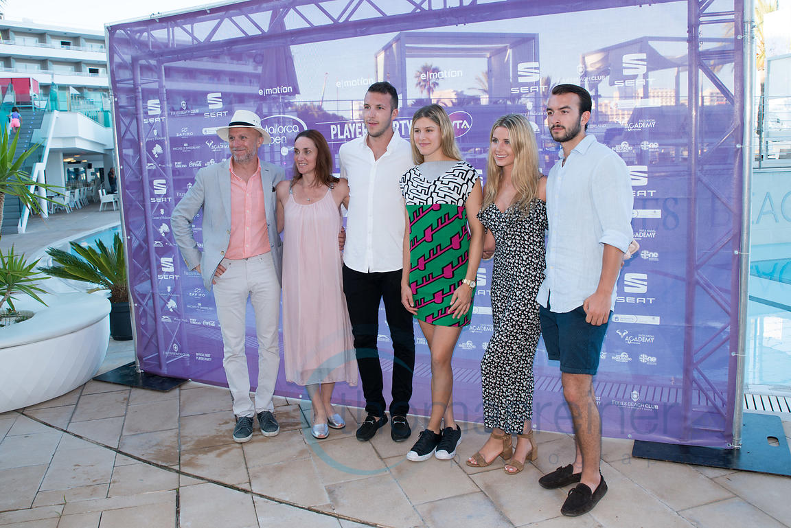 Mallorca Open 2017 in Santa Ponsa - Mallorca Players Night