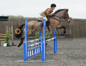 Ned Forryan - Class 4  - CHPC Eventer Trial, April 2015.
