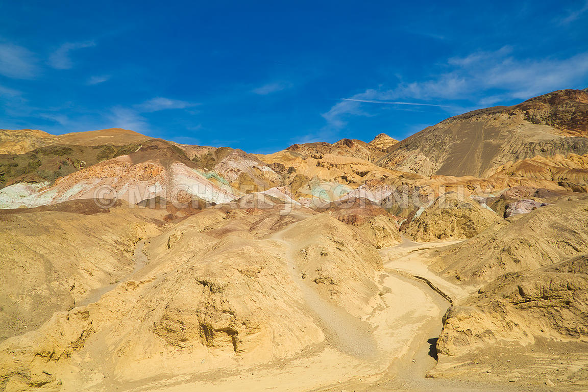 Artists Palette- Death Valley