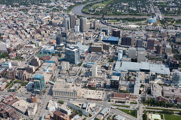 Downtown Winnipeg