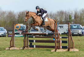 Willa Newton and CAJA 20. Oasby (1) Horse Trials 2019