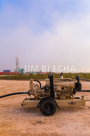 Water Pumps Supply Drilling Operations