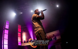Fredo performing in Bournemouth