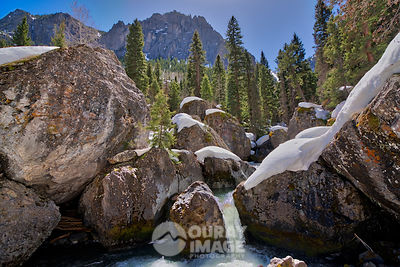 Canyon Creek near Ouray