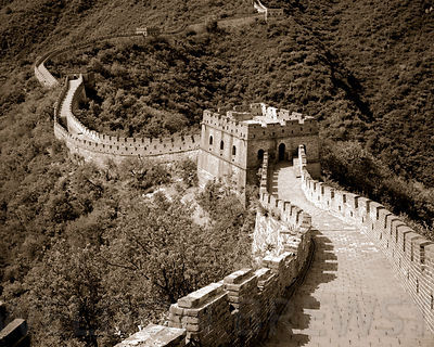 The Great Wall at Mutianyu 05