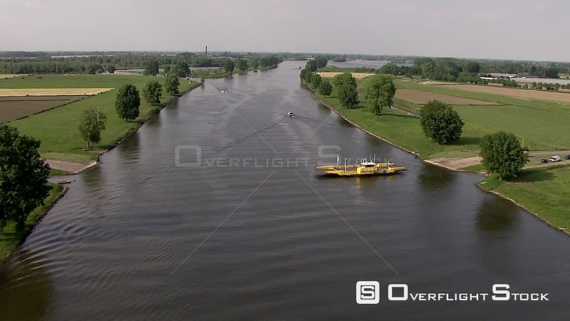 Mass River Netherlands