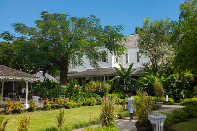 Maison Devon et ses jardins à Kingston, Jamaique / Devon House and Gardens in Kingston, Jamaica