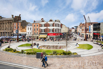 Stockton High Street | Client: Nathaniel Lichfield & Partners