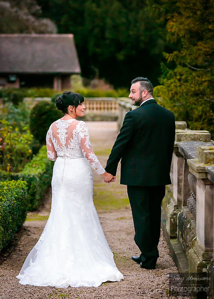 Wedding at The Wood Norton Hotel, Evesham, Worcestershire, UK