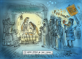 Nativity Troll