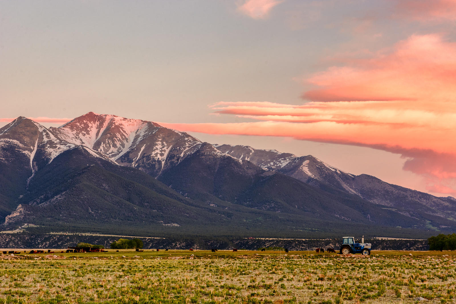 Mount Princeton Sunrise