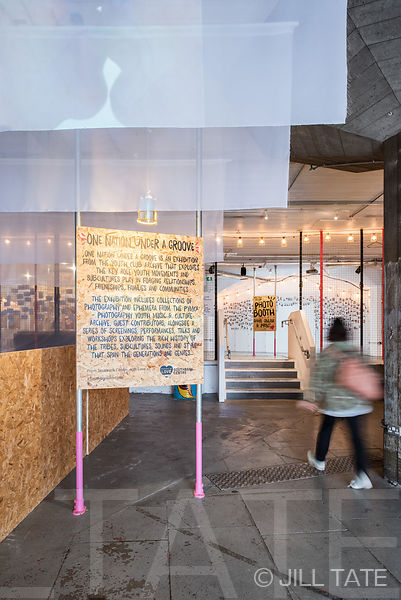 One Nation Under a Groove exhibition at Southbank Centre | Client: LYN Atelier