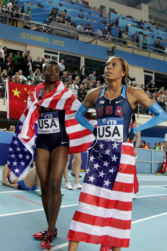 Sanya Richards-Ross (USA)