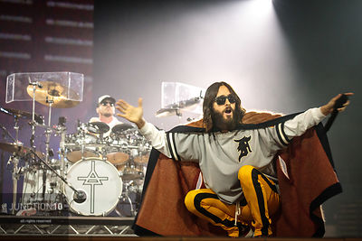 30 Seconds to Mars, Birmingham, United Kingdom