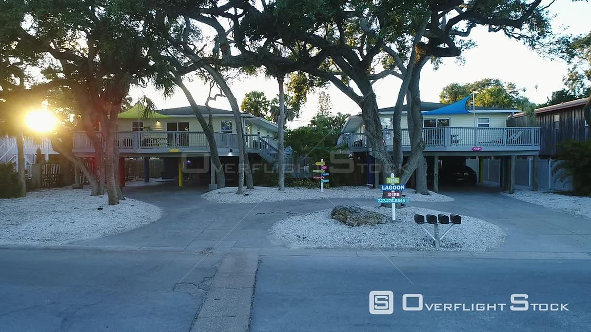 OverflightStock | Drone Video Indian Rocks Beach Florida