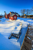 Vinter i Sandhamn / Winter in Sandhamn