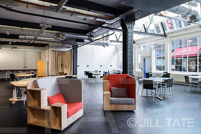 Club Workspace Chiswick, London | Client: TILT