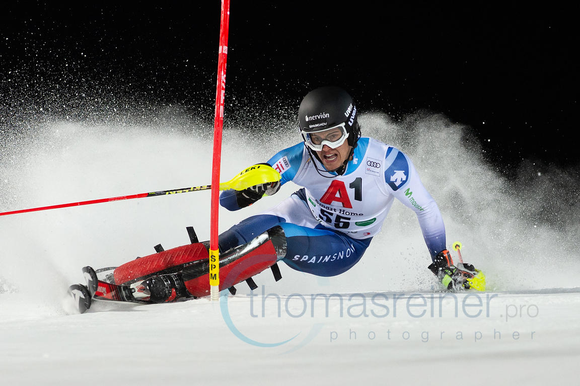 20190129 Audi FIS Alpine Ski World Cup - Men's Slalom Schladming