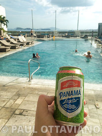 Panamá Lager | Paul Ottaviano Photography