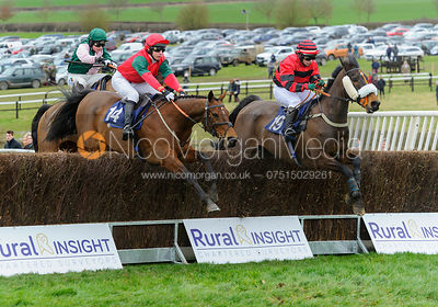 L'ELDORADO (Tom Chatfeild-Roberts) - Race 5 - 9YO and over Conditions - The Cottesmore Point-to-point 26/2