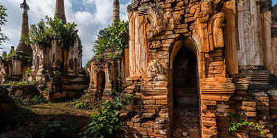 Pagode Shwe Inn Tain, Indein