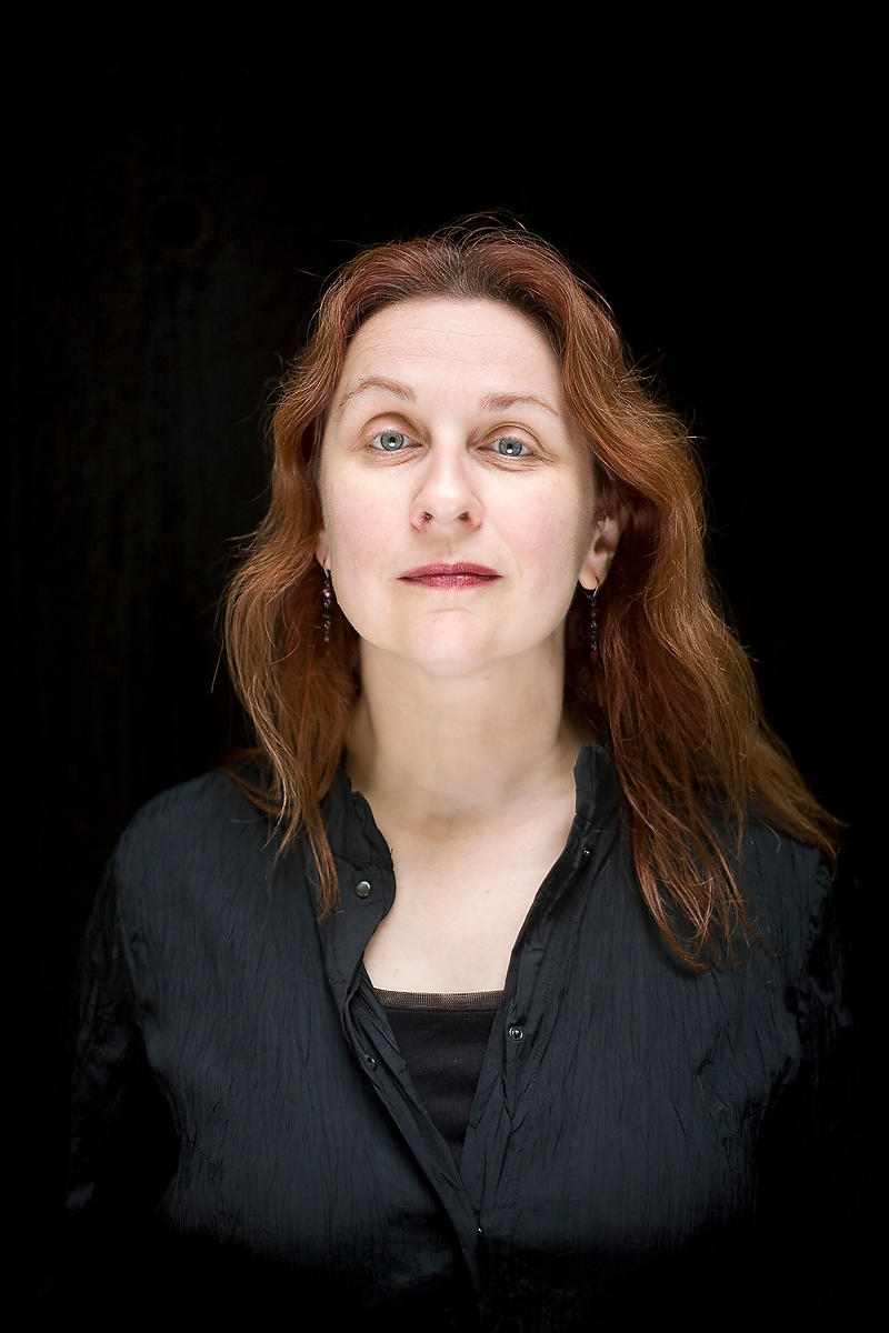 Audrey Niffenegger, author