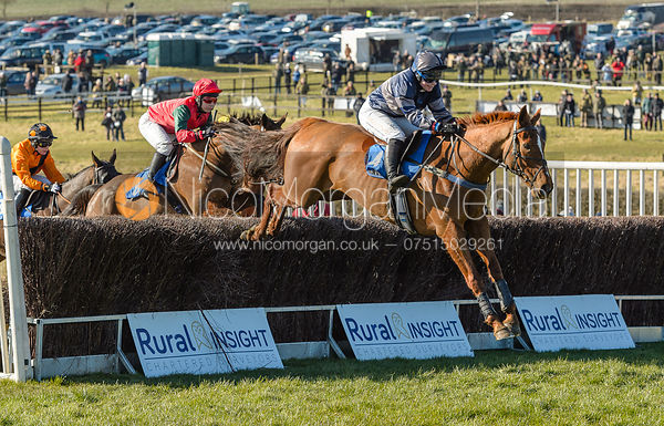 The Cottesmore at Garthorpe 25/2