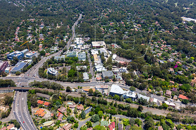 Pymble Commercial Area