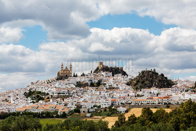 The Hilltop White Town of Olvera