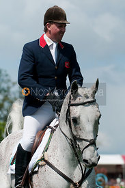 Matthew Wright, Badminton Horse Trials, 2010